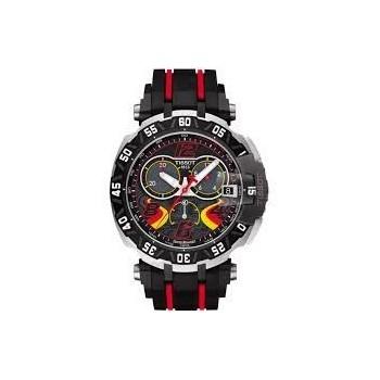 Montre chronographe TISSOT collection T-RACE Stephan Bradl réf T0924172705702