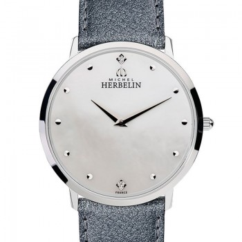 MICHE HERBELIN, Montre collection  City Dame 17415/59 GO