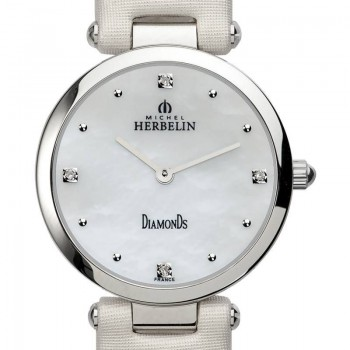 MICHEL HERBELIN, Montre dame collection Epsilon