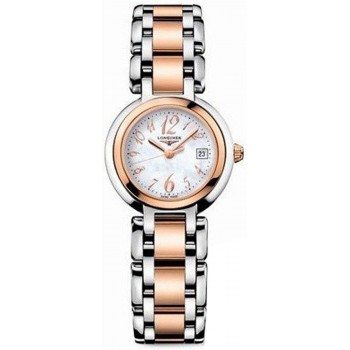 LONGINES, Montre dame collection Prima Luna