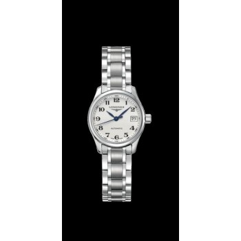 LONGINES, bracelet dame acier original réf L600120631 collection MASTERCOLLECTION largeur 13 mm
