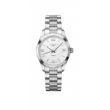 LONGINES, Montre dame  collection Conquest Classic