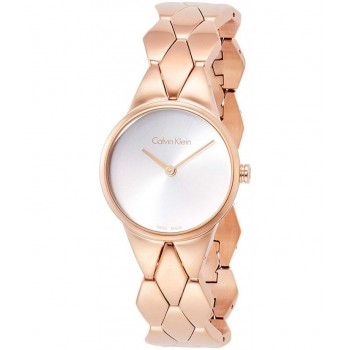 CALVIN KLEIN, Montre dame collection Snake