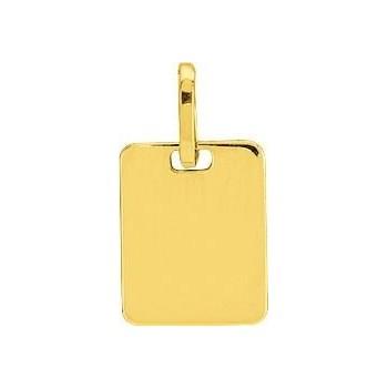 Pendentif ENEE or jaune 750 /°° dimensions 20 mm x 11 mm