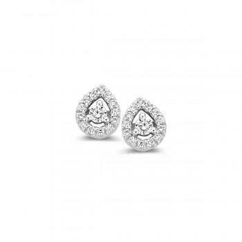 Boucles d'oreilles diamants ONE MORE  0.19 carat Collection SALINA ref 060111A