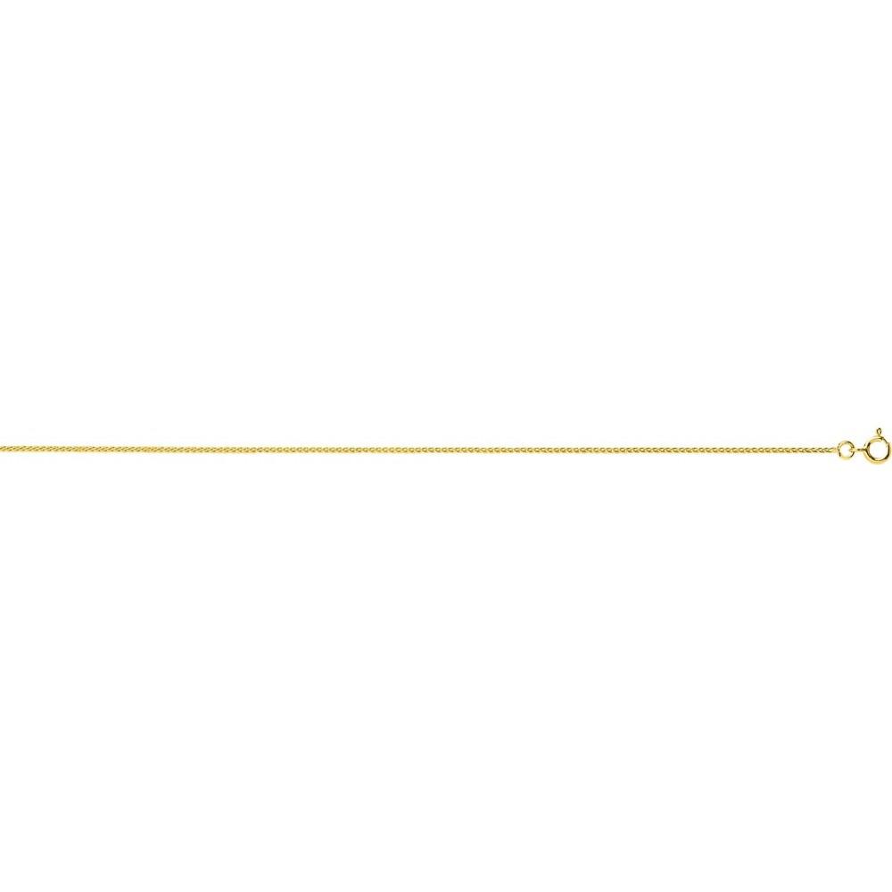 Bracelet SPIGA or jaune 750 /°° diamètre 1 mm